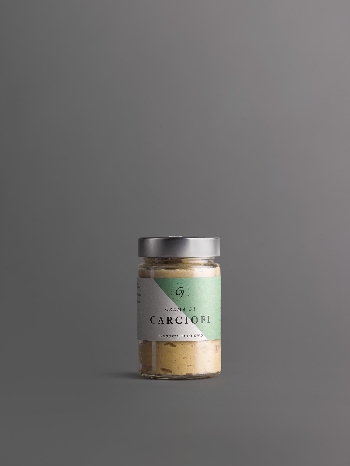 GALIARDI – Azienda Agricola Cartoceto – Crema di Carciofi