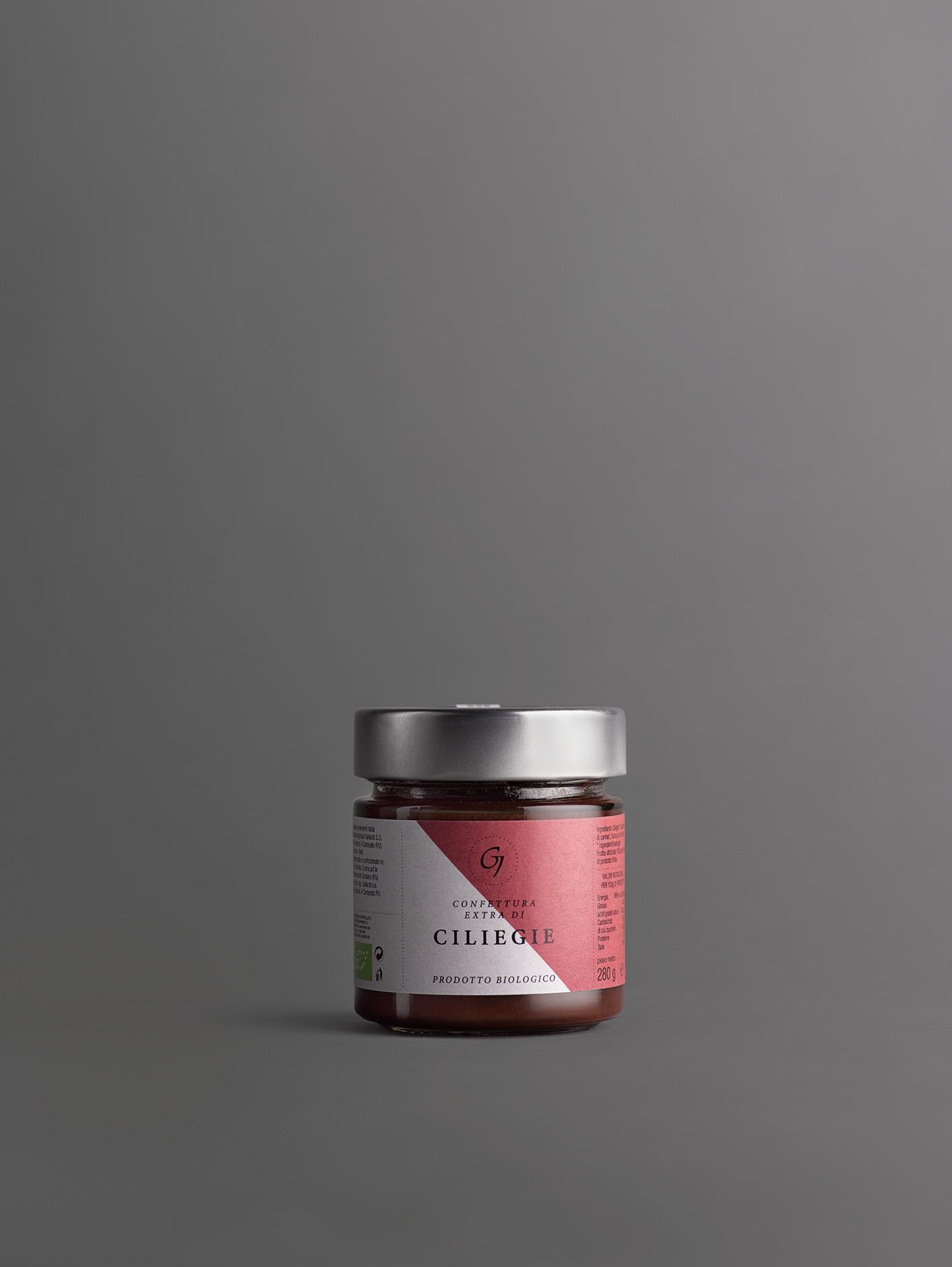 GALIARDI – Azienda Agricola Cartoceto – Ciliegie Confettura Extra